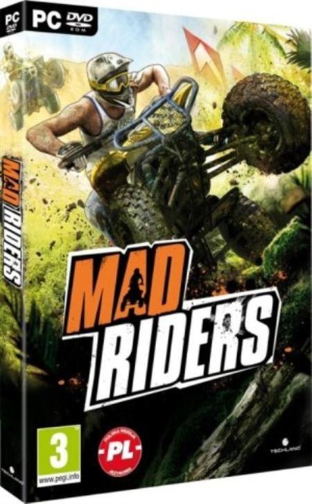 MAD RIDERS                 PC