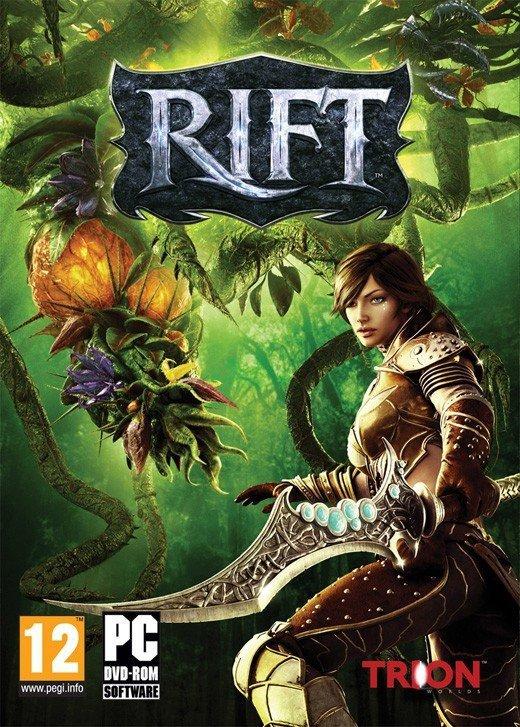 RIFT PC DVD