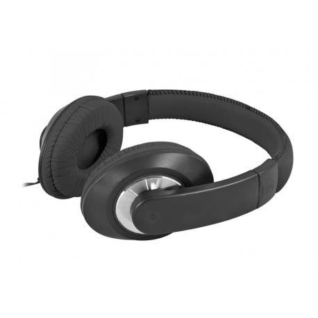 Słuchawki z mikrofonem Manta HDP801C