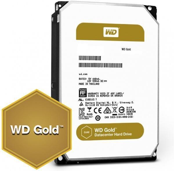 "Dysk WD WD141KRYZ WD Gold 3.5"" 14TB 7200 512MB SATA 6Gb/s"