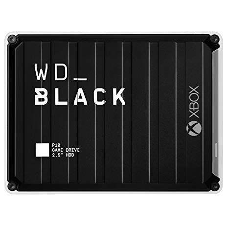 Dysk WD WD_BLACK P10 3TB USB 3.0 black for Xbox One