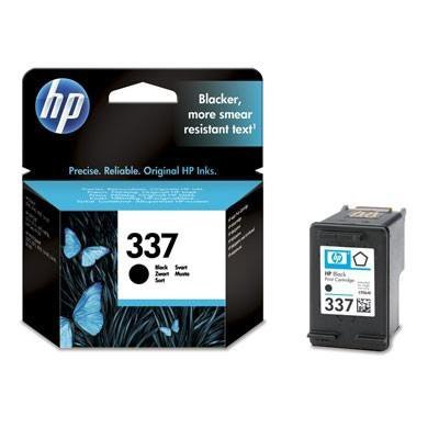 Tusz HP 337 Black (11 ml)