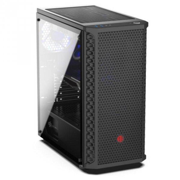 Komputer ADAX DRACO WXHC9100F C3 9100F/H310/8G/SSD512GB/GTX1650-4GB/W10Hx64