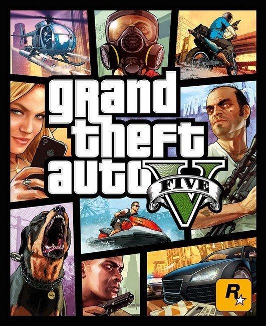 GTA V (GRAND THEFT AUTO V) PS4