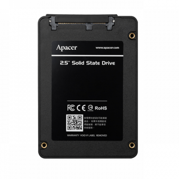 Apacer Dysk SSD AS340 PANTHER 240GB 2.5'' SATA3 6GB/s, 550/520 MB/s
