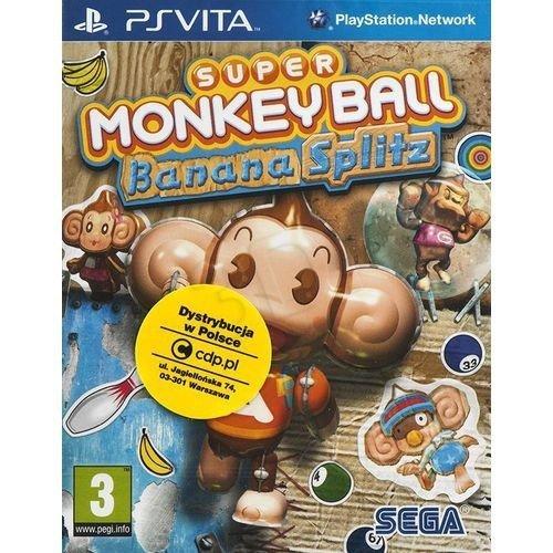SUPER MONKEY BALL       PSVITA