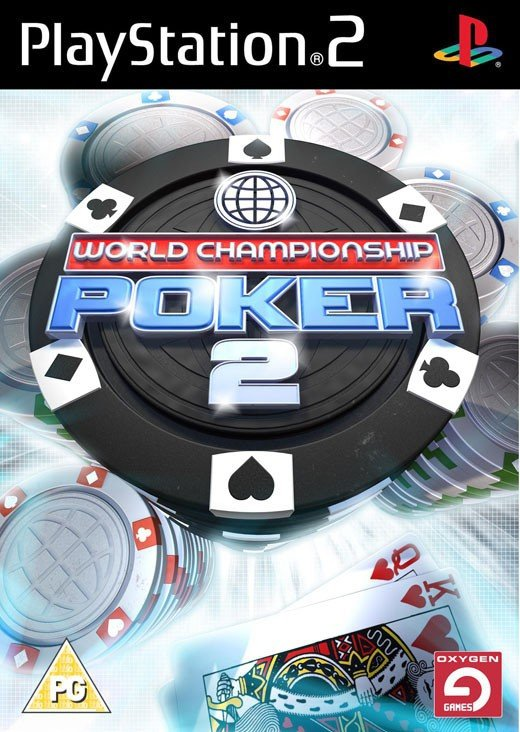 WORLD CHAMPIOSHIP POKER 2  PS2