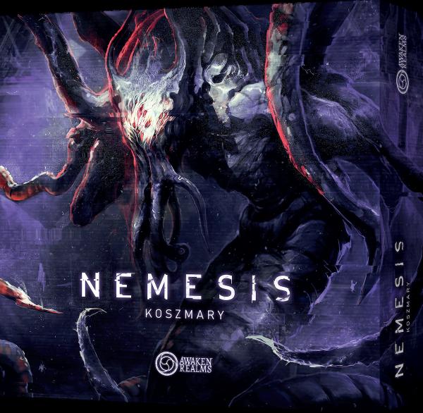 Nemesis: Koszmary (edycja polska)