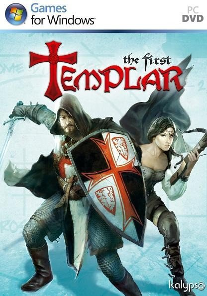 THE FIST TEMPLAR PC DVD