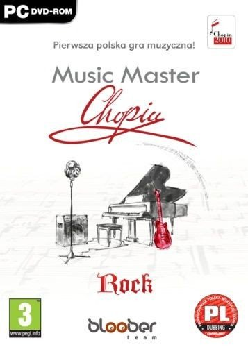 MUSIC MASTER CHOPIN ROCK
