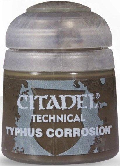 Farba Citadel Technical - Typhus Corrosion 12ml