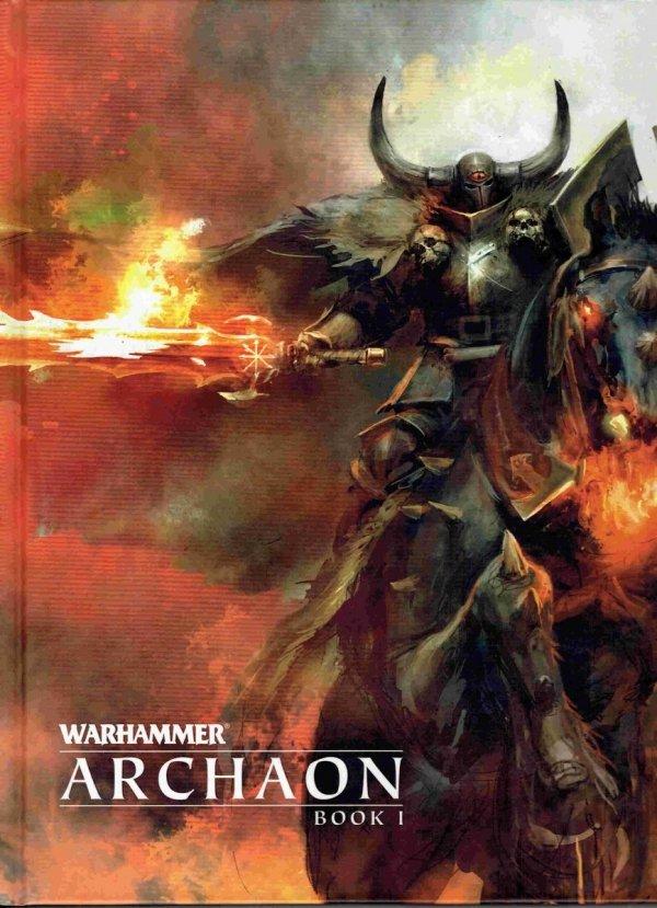Archaon Book I okładka