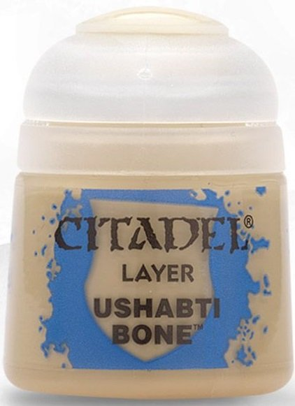 Farba Citadel Layer: Ushabti Bone 12ml