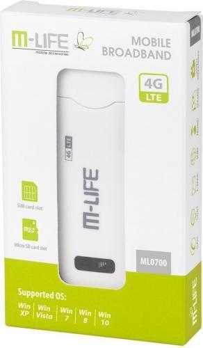MODEM 4G M-LIFE LTE