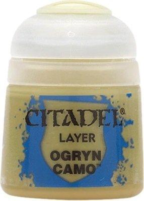 Farba Citadel Layer: Ogryn Camo 12ml