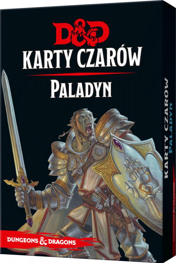 Dungeons & Dragons: Karty czarów - Paladyn 5.0 PL