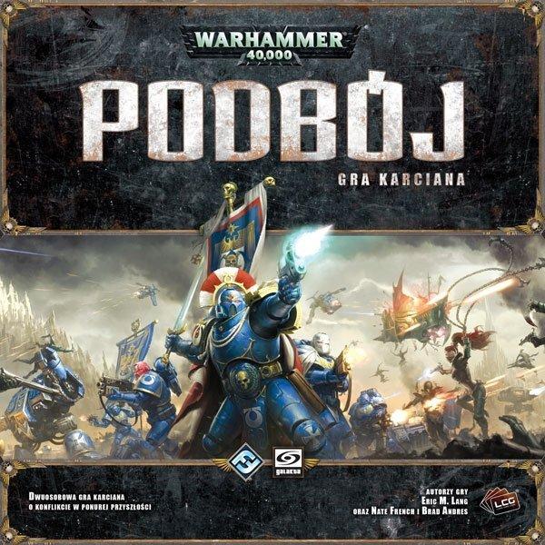 Warhammer 40K Podbój LCG PL