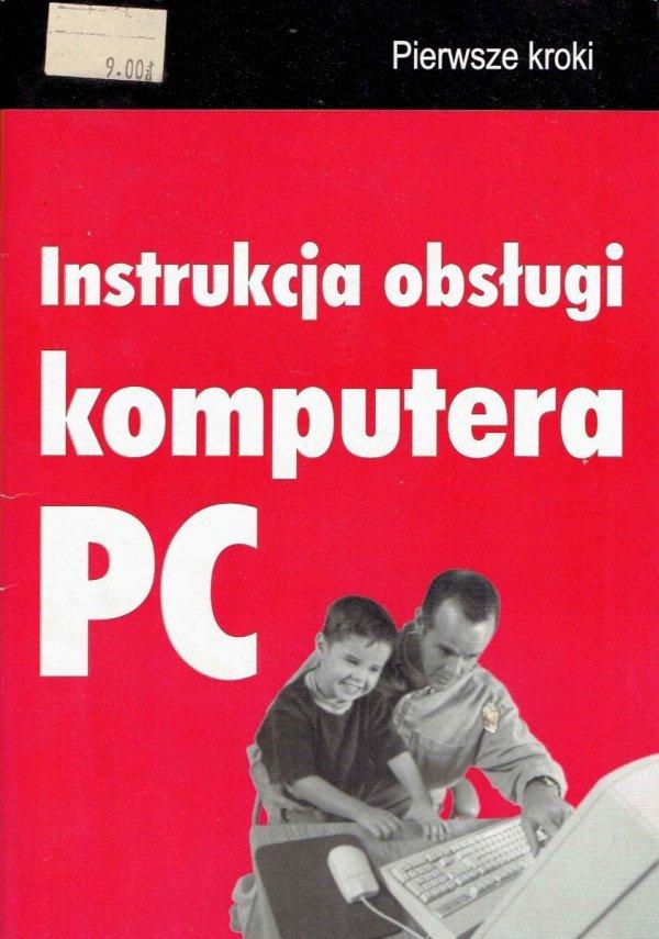 INSTRUKCJA OBSŁUGI PC
