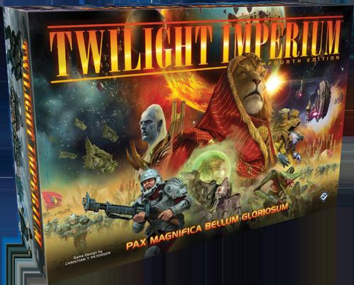 Twilight Imperium: Świt nowej ery - IV edycja PL