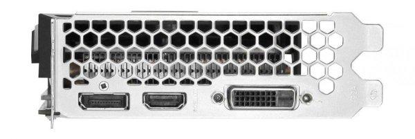 Karta graficzna GTX 1660 Dual OC 6GB GDDR5 192bit DVI+HDMI+DP PCIe3.0 Palit