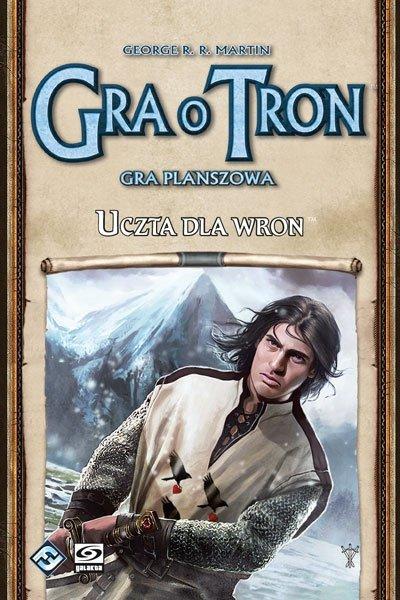 GRA O TRON - UCZTA DLA WRON (2 ED.) GP