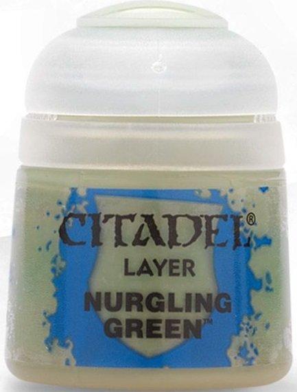 Farba Citadel Layer - Nurgling Green 12ml