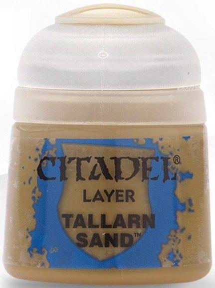 Farba Citadel Layer: Tallarn Sand 12ml