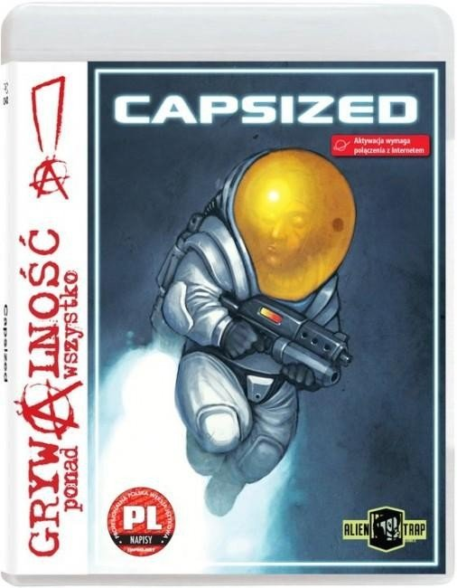 CAPSIZED              PC DVD