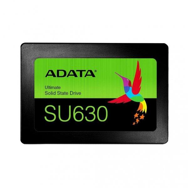 Adata SSD Ultimate SU630 240GB SATA 6Gb/s R/W Up to 520/450MB/s, black