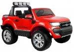 Auto Na Akumulator Ford Ranger Czerwony 4x4