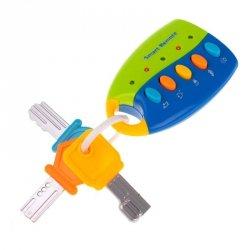 Zabawka interaktywna dla dzieci klucz z muzyką zie