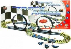 Tor samochodowy track racing + 2 auta 565cm