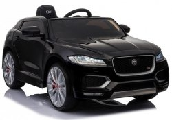 Jaguar F-Pace XXL Lakierowany Czarny Auto na Akumulator
