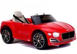 BENTLEY EX12 Concept Cabrio Czerwony Lakier