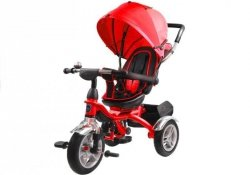 Rower Trójkołowy PRO500 Czerwony