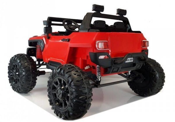 Auto na Akumulator QLS-618B Czerwone