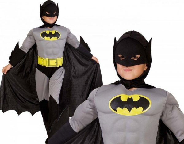 Strój karnawałowy Batman