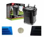 Aquael Ultramax 1000 filtr zewnętrzny do 300L + GRATIS