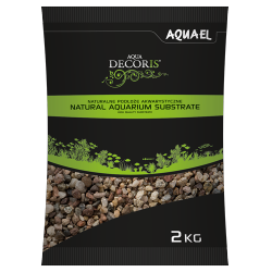 Aquael Żwir Naturalny Wielobarwny 3-5 mm 2 kg