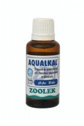 Zoolek Aqualkal Podnosi Ph Wody I Twardość Węglanową 30Ml