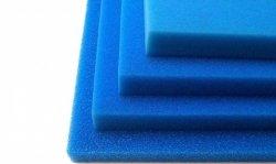 Wkład Filtracyjny Gąbka 25X25X5 30PPI Niebieska