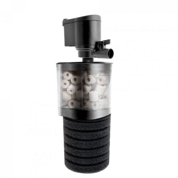 Aquael Turbo Filtr 2000 Do 500L 3xGąbka, Zeolit