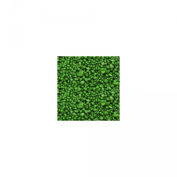 Aquael Żwirek Aqua Decoris Zielony 1 KG