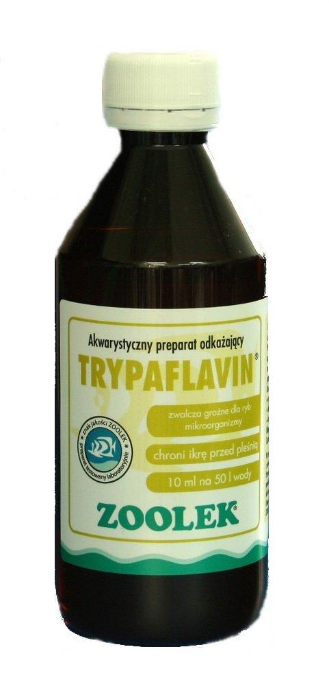 Zoolek Trypaflavin Przeciwbakteryjny, Ochrona Ikry 250Ml