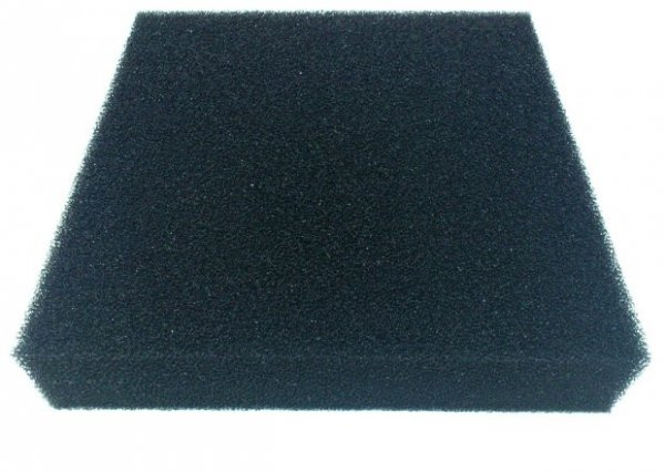 Wkład Filtracyjny Gąbka 50X50X10 20PPI Czarna