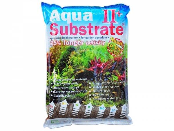 Aqua Art Aqua Substrate II+ 5,4kg Brązowe Podłoże Długotrwałe