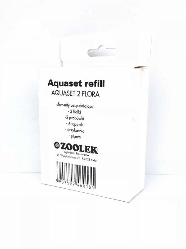 Zoolek Uzupełnienie do Aquaset Flora 10W1 probówki