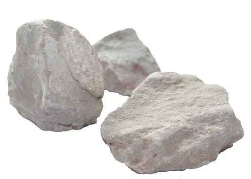 Tantora White Mineral Stone Montmorillonit Skałki 100G