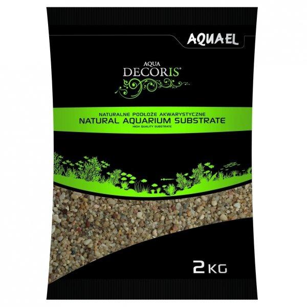 Aquael AQ Żwir Kwarcowy Drobny 1,6-4mm 2kg