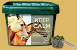 Green Horse KEEP CALM